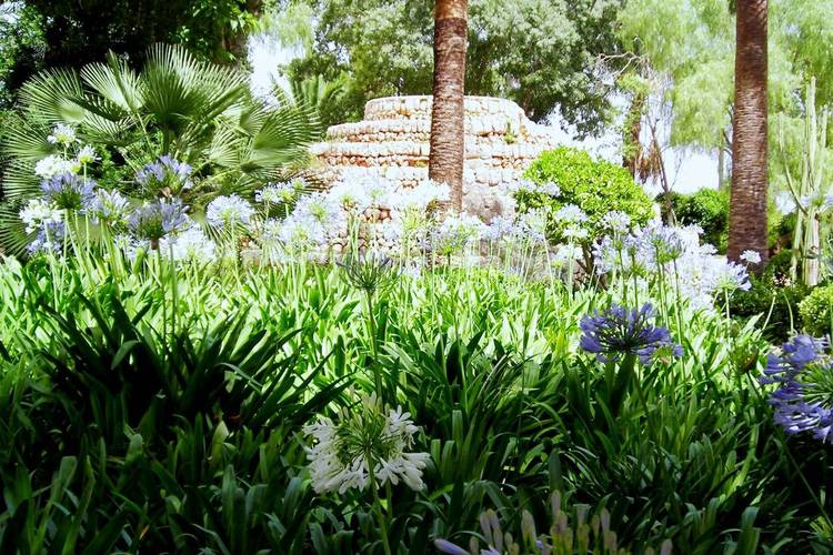 Garden son julia country house mallorca