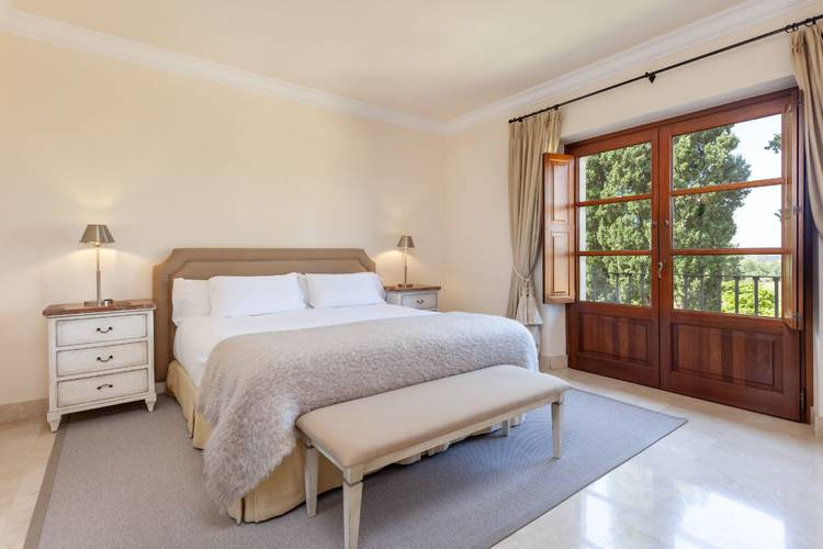 Superior room son julia country house mallorca