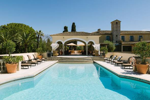 Swimming pools son julia country house mallorca