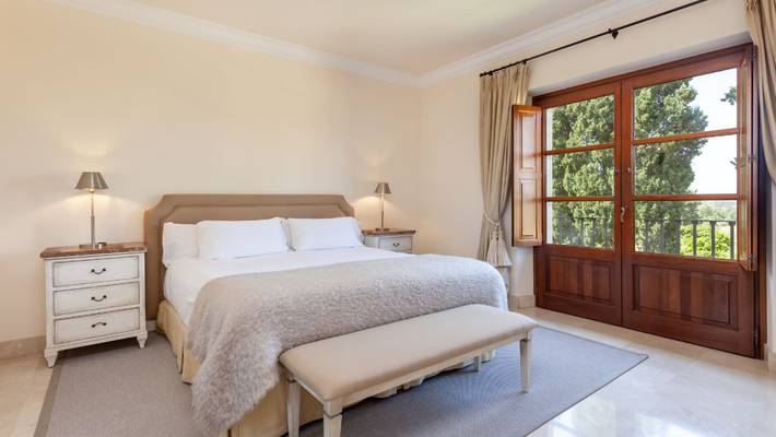Superior room son julia country house llucmajor