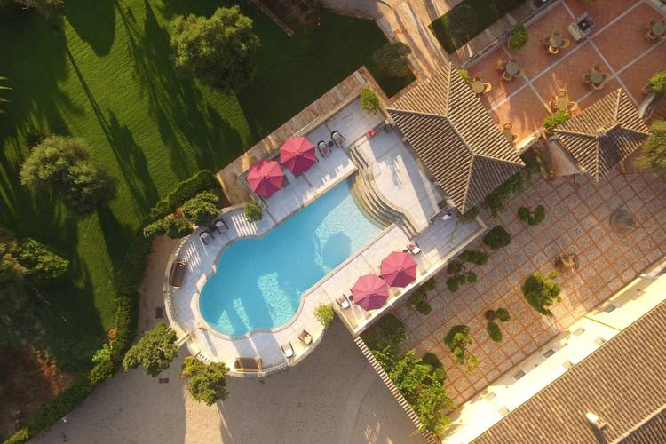 Mandarina pool son julia country house mallorca