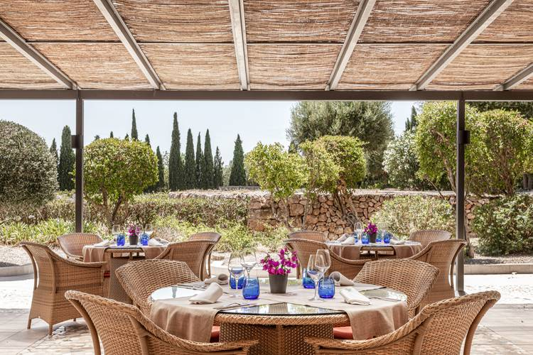 Restaurant son julia country house mallorca