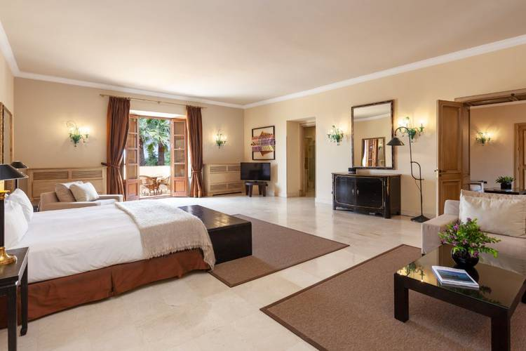 Grand suite son julia country house mallorca